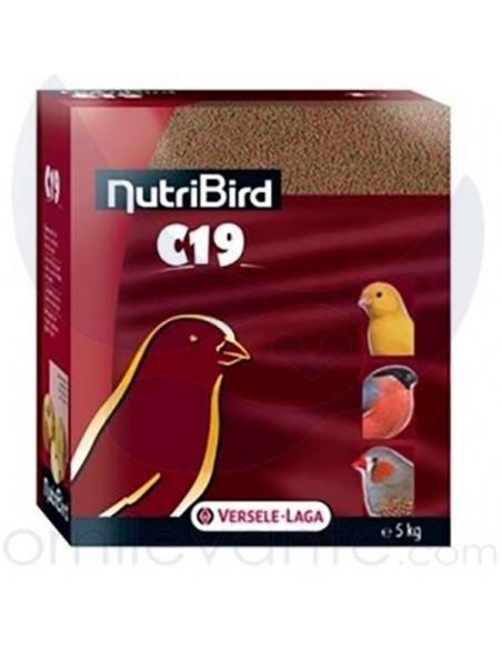 Pienso Nutribird C 19 1.250KG Versele Laga