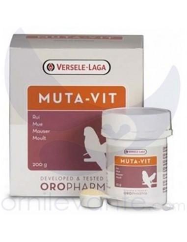 Muta -Vit Vitamínico Muda 200Gr Versele Laga