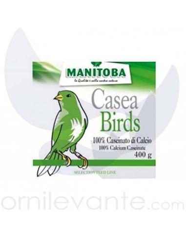 Caseína Casea Birds 400 gr. Manitoba