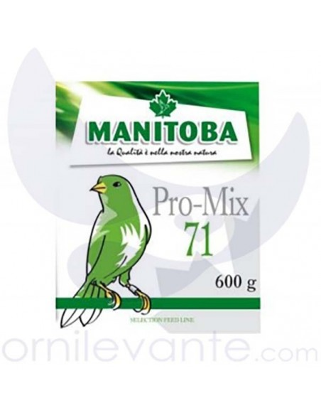 Mezcla Proteica Pro Mix 600g (MANITOBA)