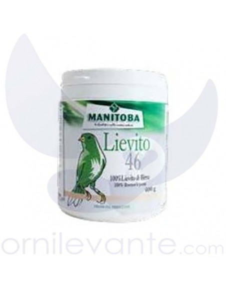 Levadura De Cerveza Lievito 400 Gr (MANITOBA)