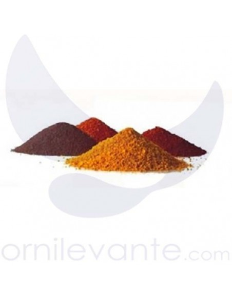 Mezcla 40-40-20 Pigmento Rojo 10 gr
