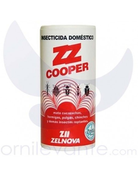 ZZ COOPER INSEC. DOMESTICO 200GR