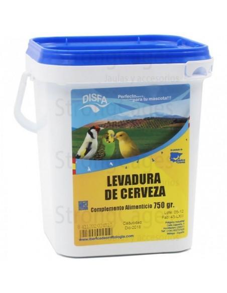 Levadura en Polvo (Disfa) 750 gr.