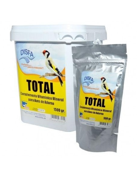 Multivitaminico Total 500 Gr Disfa