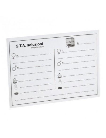 Tarjeta 4 Cria I092 STA